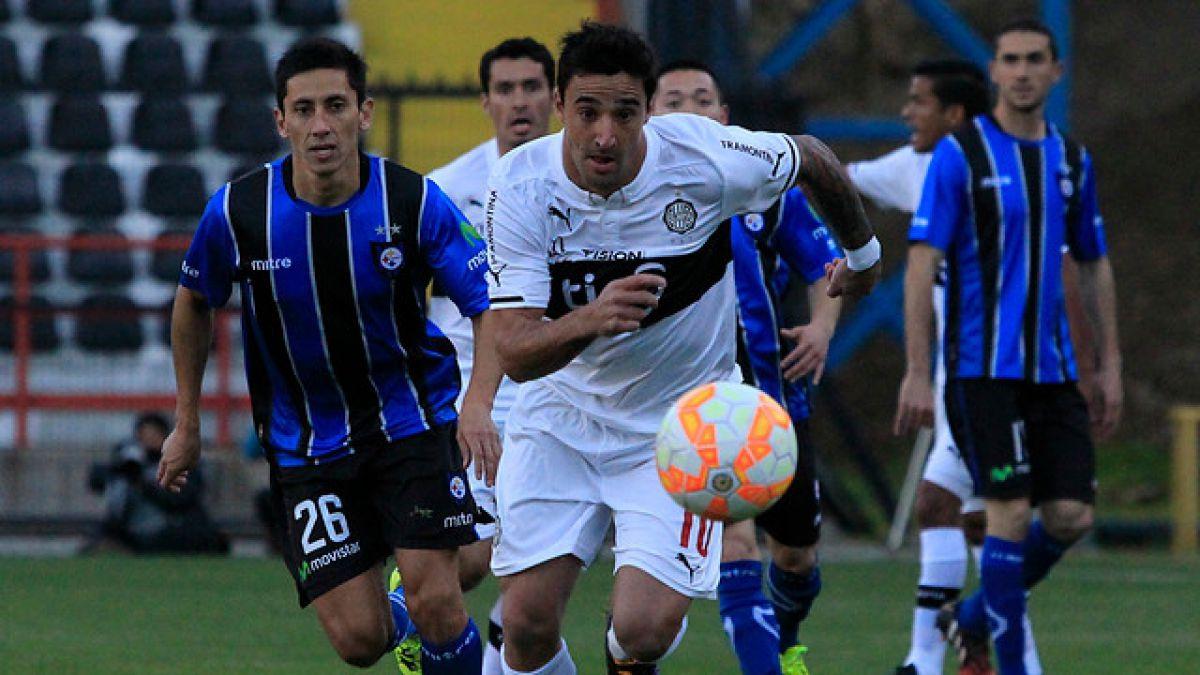 [MINUTO A MINUTO] Huachipato cae ante Olimpia en el CAP por Copa Sudamericana