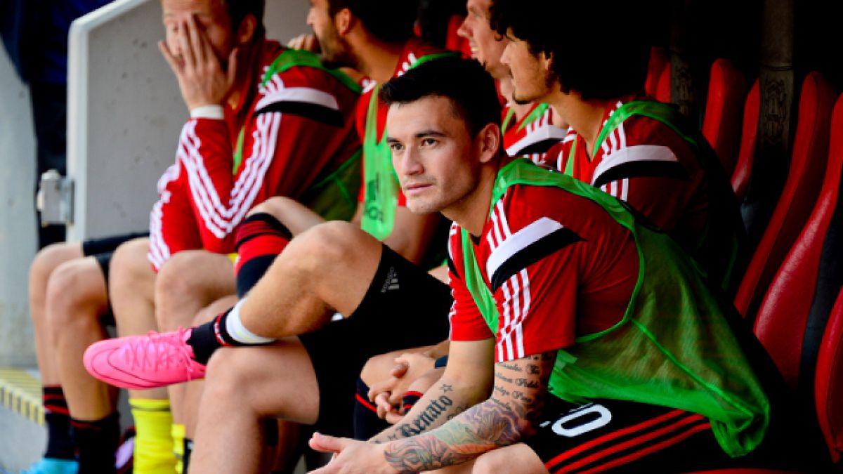 Técnico de Bayer Leverkusen mantiene el misterio sobre el debut de Charles Aránguiz