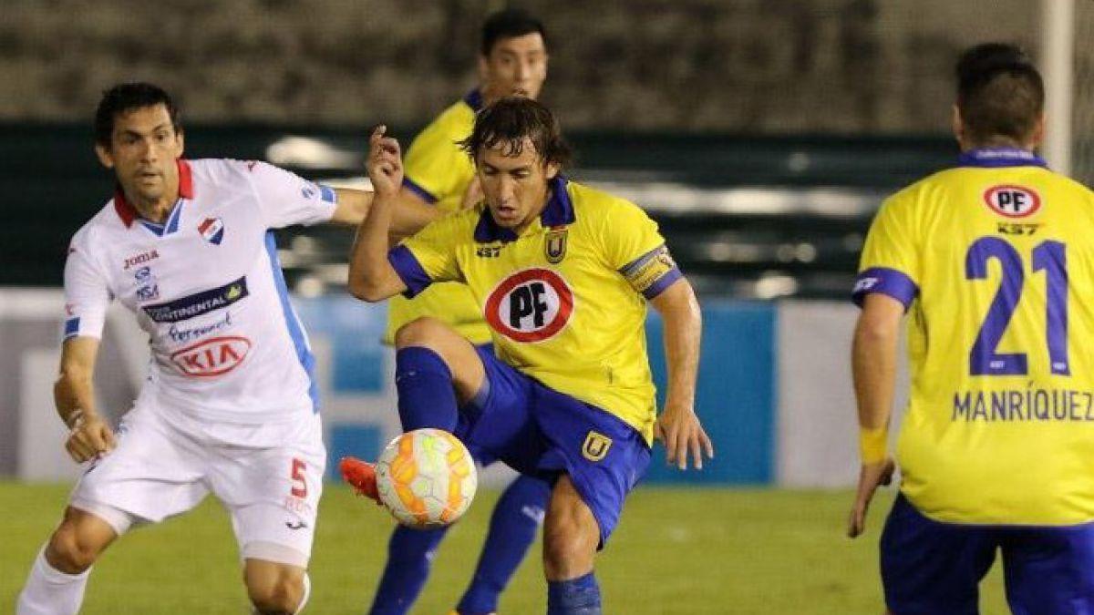 [MINUTO A MINUTO] U de Concepción se despide de Sudamericana al caer con Nacional