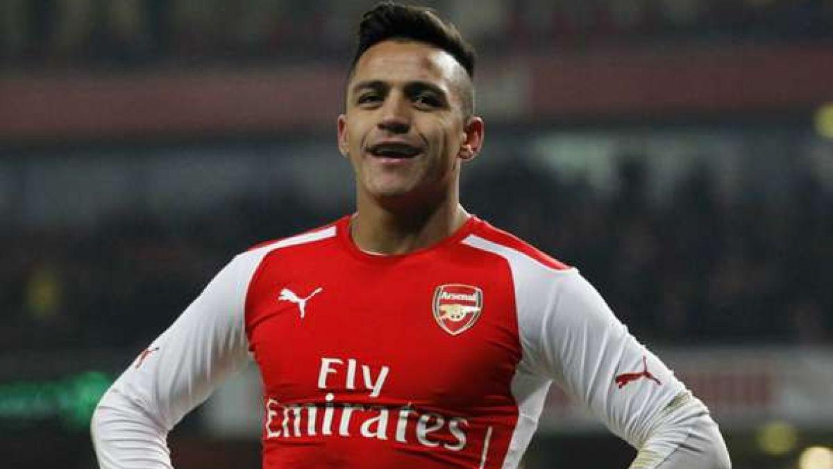 Wenger destaca capacidad mental de Alexis pese a no estar en su plenitud física