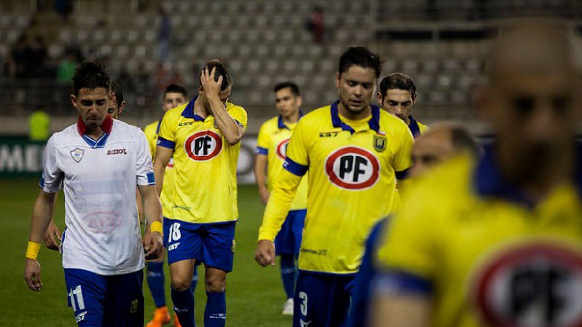 Copa Sudamericana: El pobre 29% de los equipos chilenos en la primera ronda