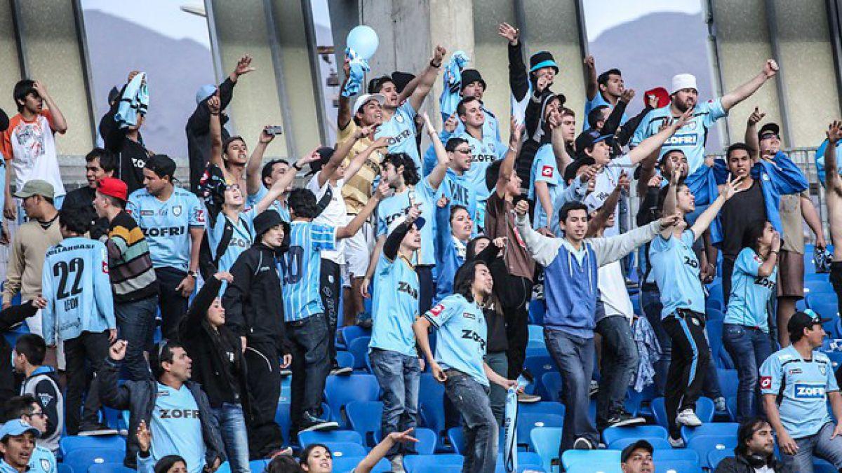Jugadores de Deportes Iquique denuncian agresiones de hinchas que interrumpieron práctica