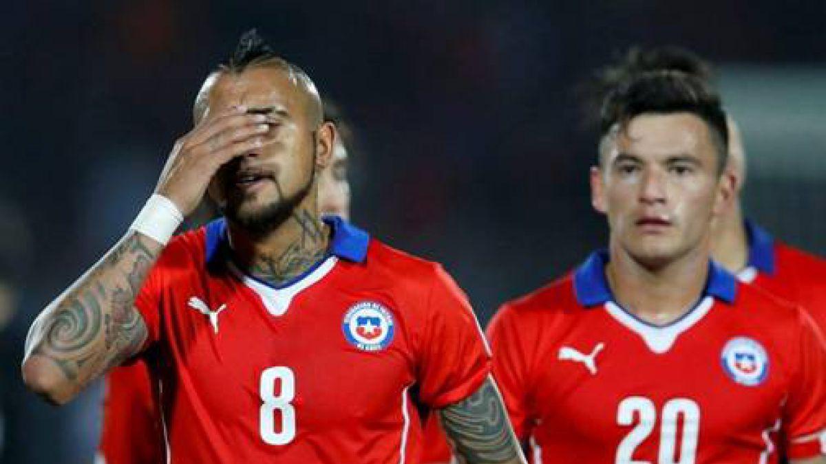 Arturo Vidal envía emotivo mensaje a su hermano Charles Aránguiz