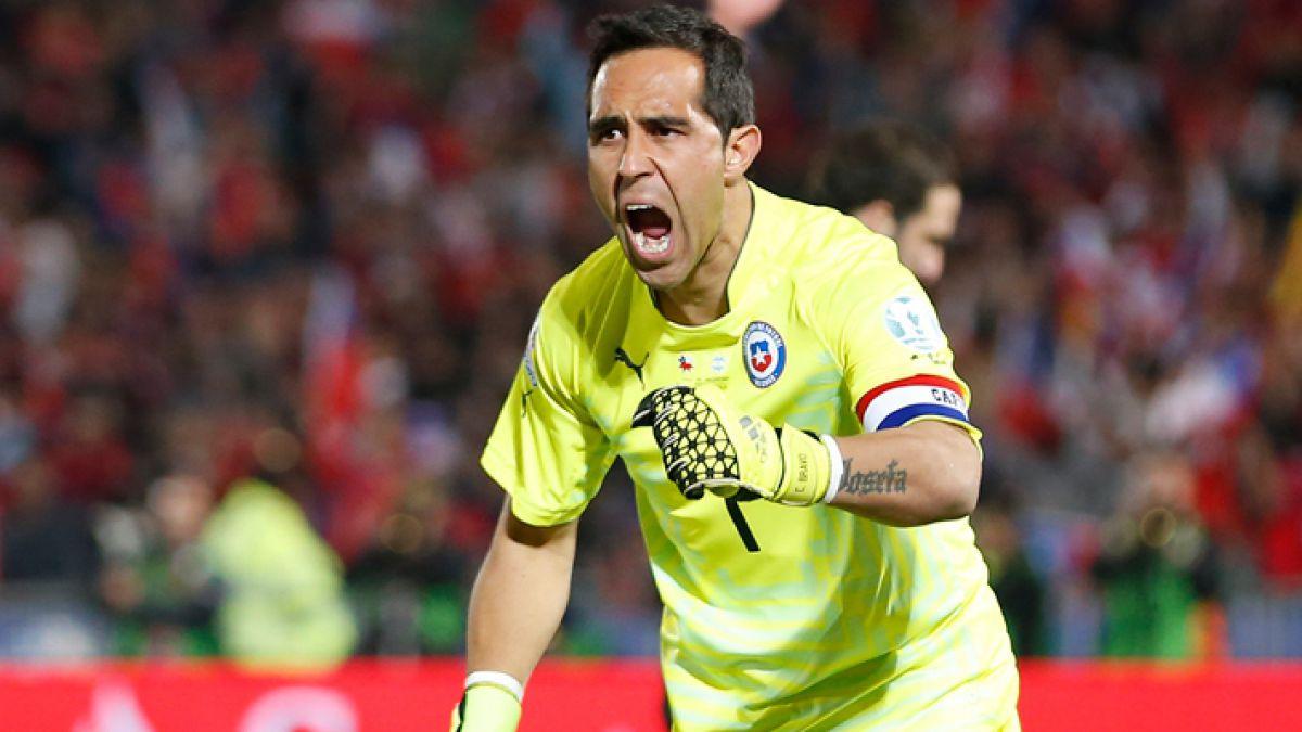 Claudio Bravo mostró molestia por entrega de tickets para ver la Copa América