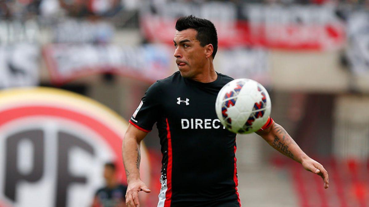 Paredes candidatea a Jaime Valdés para tomar el lugar de Aránguiz en la Roja