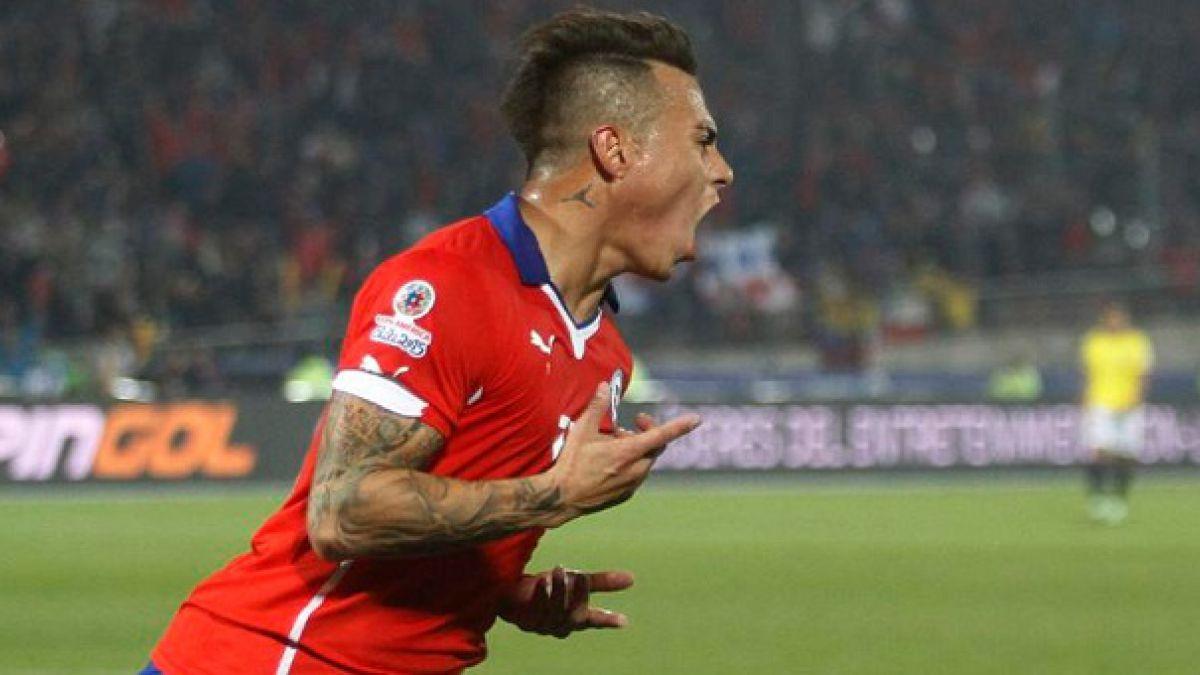 Eduardo Vargas se sumaría a chilenos en Alemania: Hoffenheim va por su fichaje