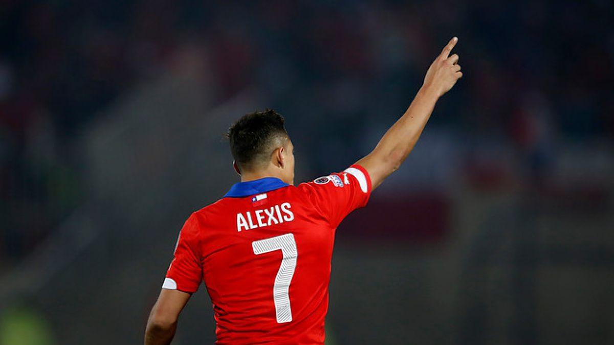 El emotivo mensaje con que Alexis Sanchez envía apoyo a Charles Aranguiz