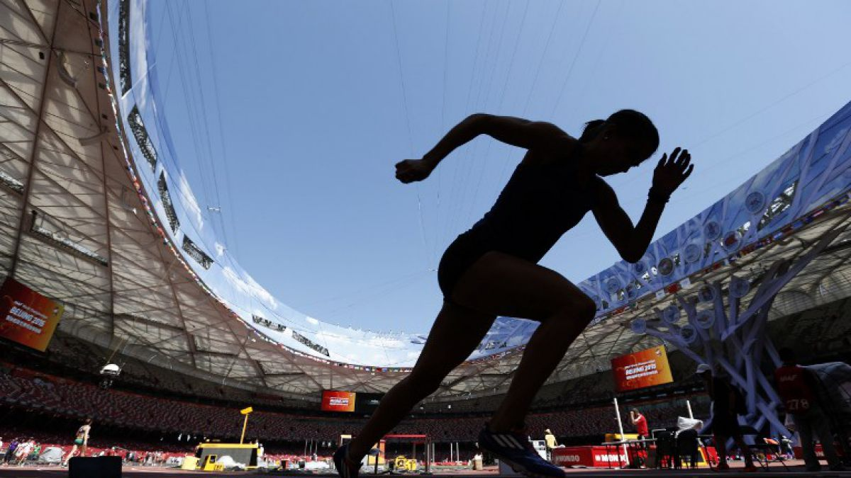 Marchista español bate récord con asistencia a 12 Mundiales de atletismo