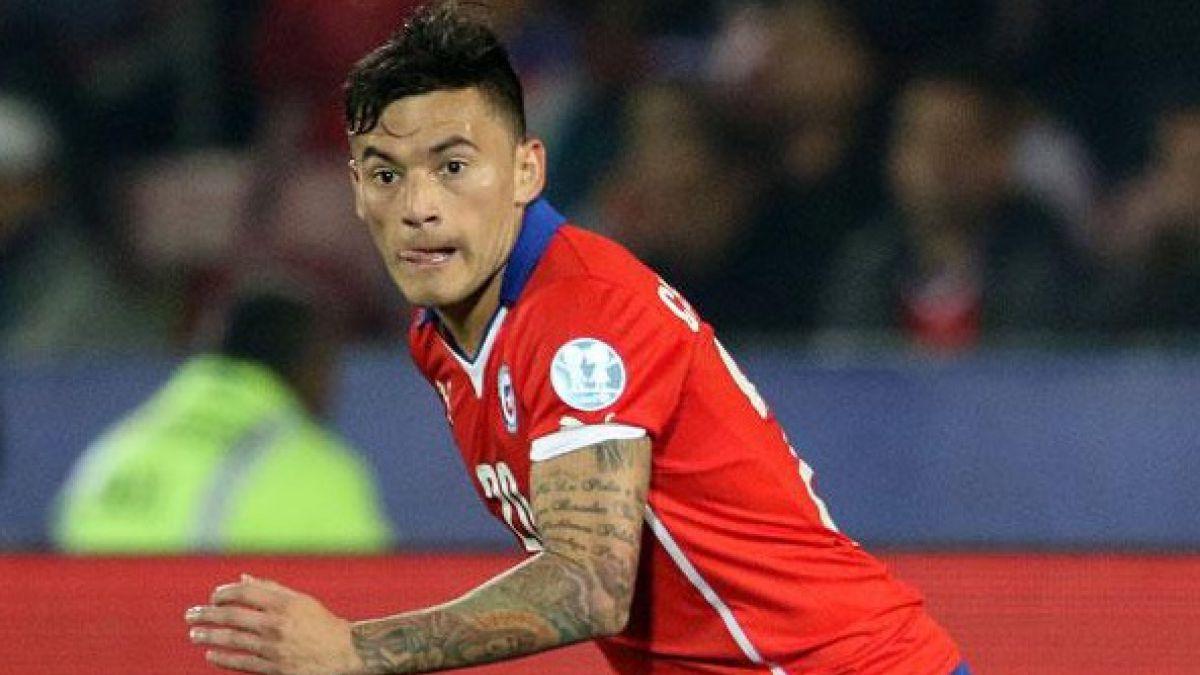 Charles Aránguiz cuenta detalles de grave lesión y su conversación con Sampaoli