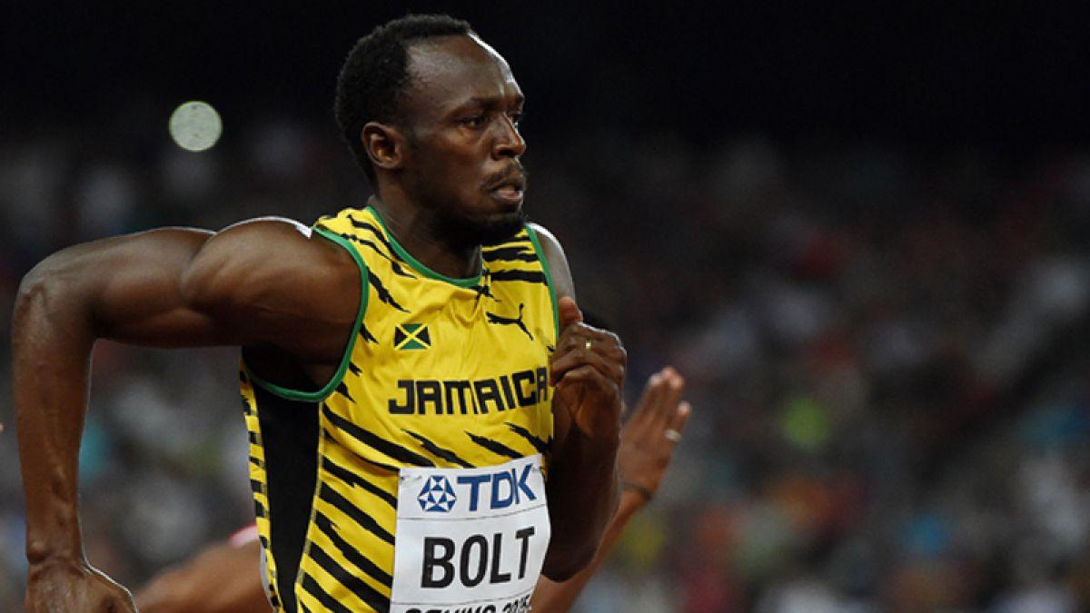 [VIDEO] La gran victoria que deja a Usain Bolt en las semifinales de Beijing