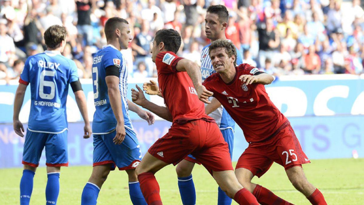 Arturo Vidal y Bayern Munich logran agónico triunfo sobre Hoffenheim