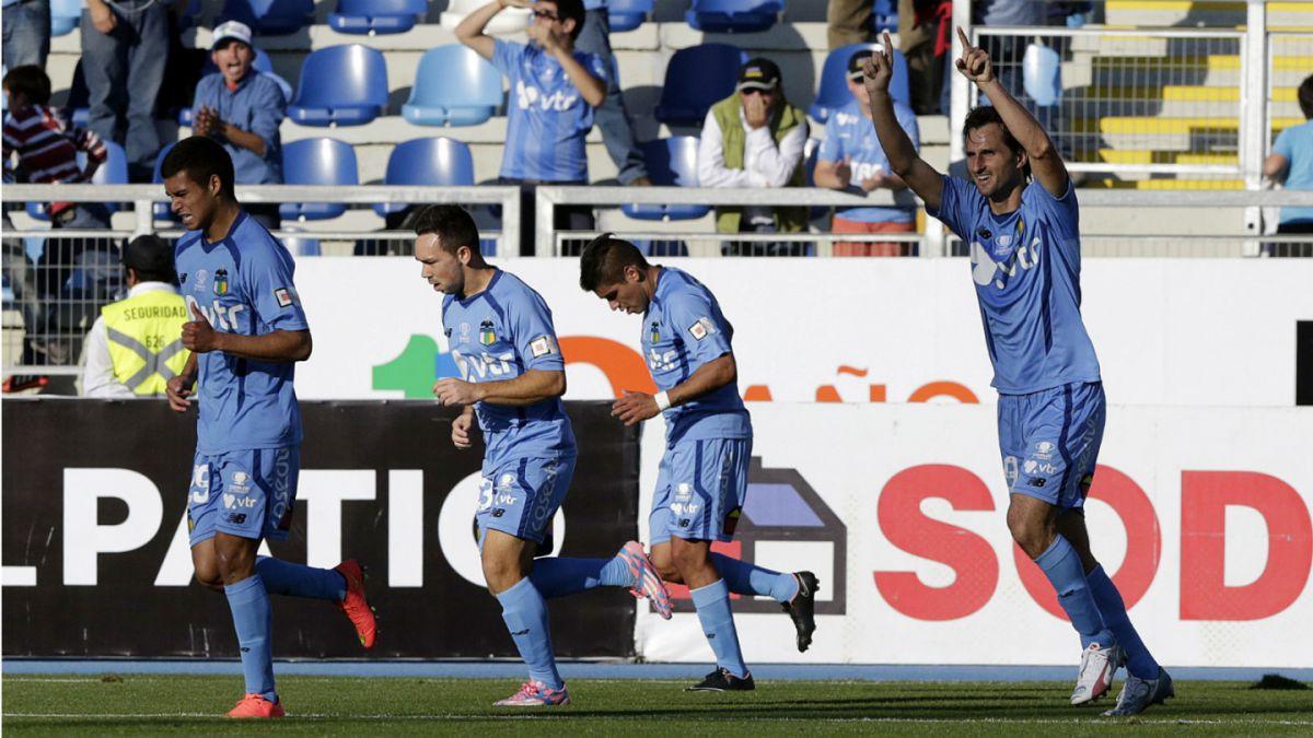 Se acaba el invicto: Wanderers cae por la mínima ante OHiggins en Rancagua