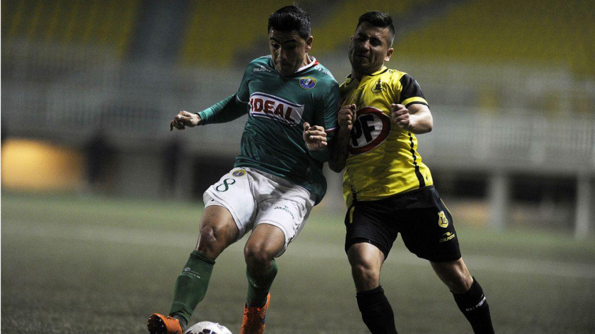 San Luis y Audax Italiano empataron sin goles y siguen sin conocer triunfos