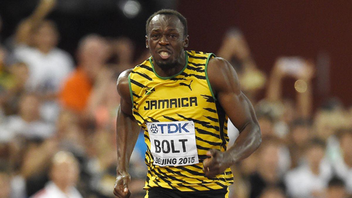 Sigue siendo el rey: Usain Bolt gana la final de los 100 metros en Beijing 2015