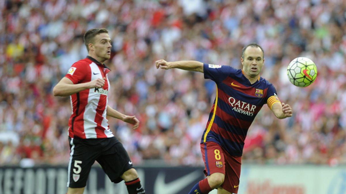 Claudio Bravo deja su arco invicto en triunfal debut de FC Barcelona en la Liga