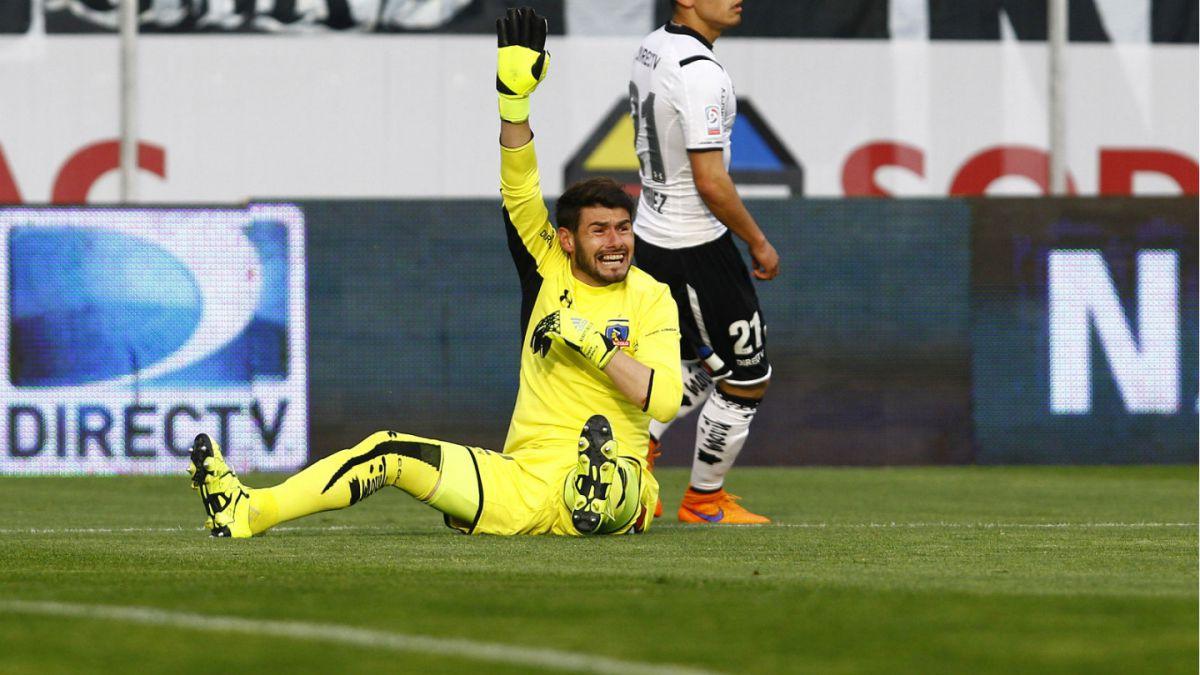 Mala suerte alba: Paulo Garcés se retira entre lágrimas por lesión en su hombro