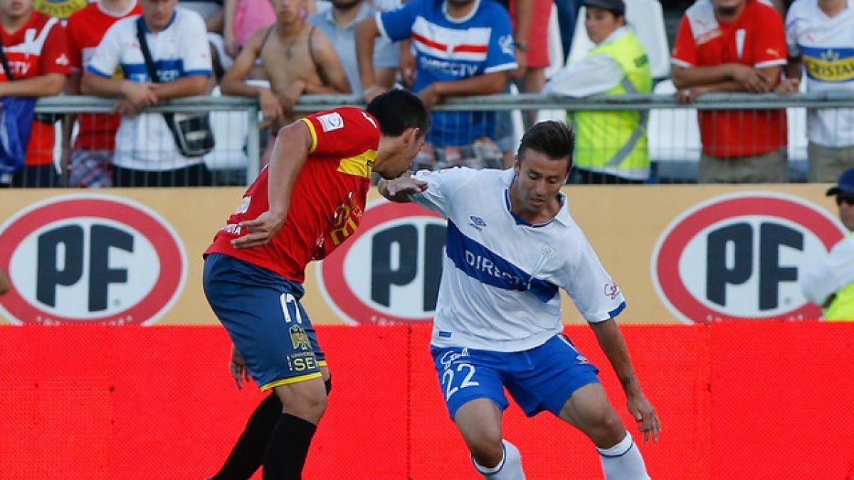 """La """"U"""", UC y Colo Colo se toman la jornada dominical en la fecha 5 del Apertura"""
