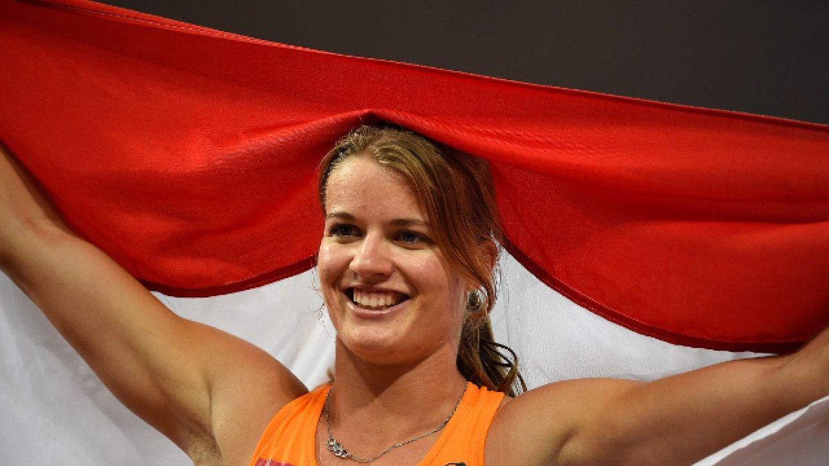 Dafne Schippers, la holandesa que se roba las miradas en Beijing 2015