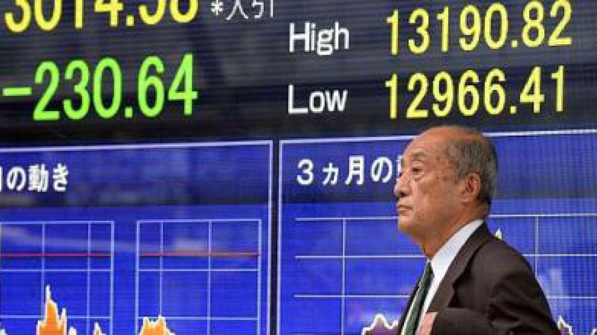 La bolsa de Tokio sube más de un 3% antes del cierre
