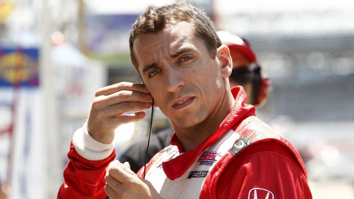 Muere el piloto de la IndyCar Justin Wilson