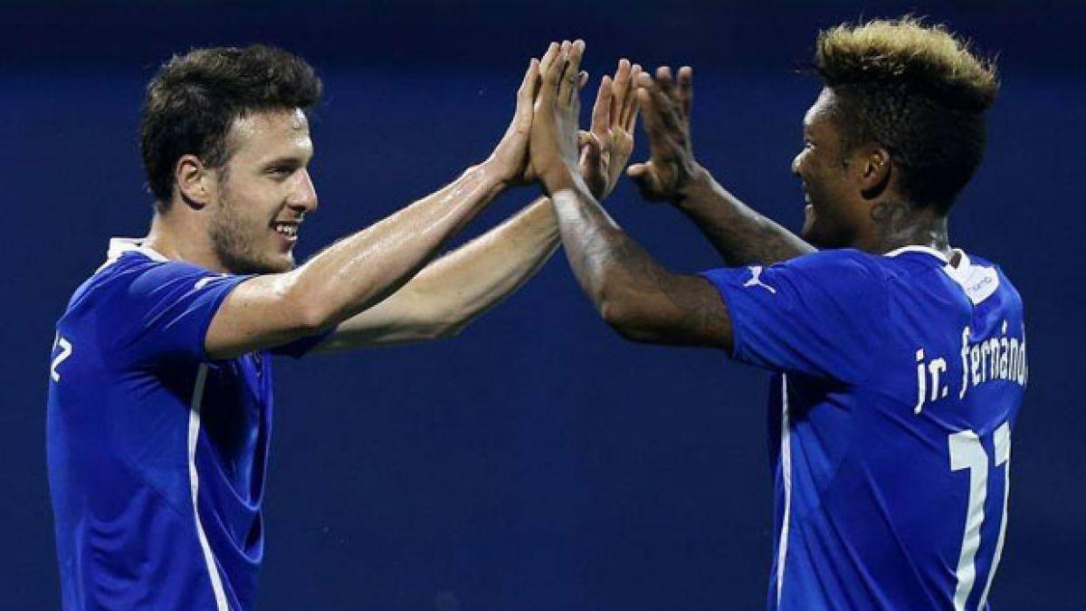 [GOL A GOL] Fernandes y Henríquez buscan paso a Champions con Dinamo
