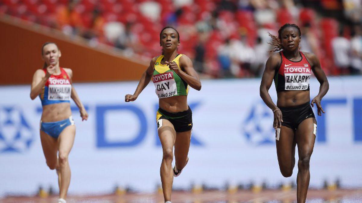Dos atletas kenianas suspendidas provisionalmente por dopaje en Beijing