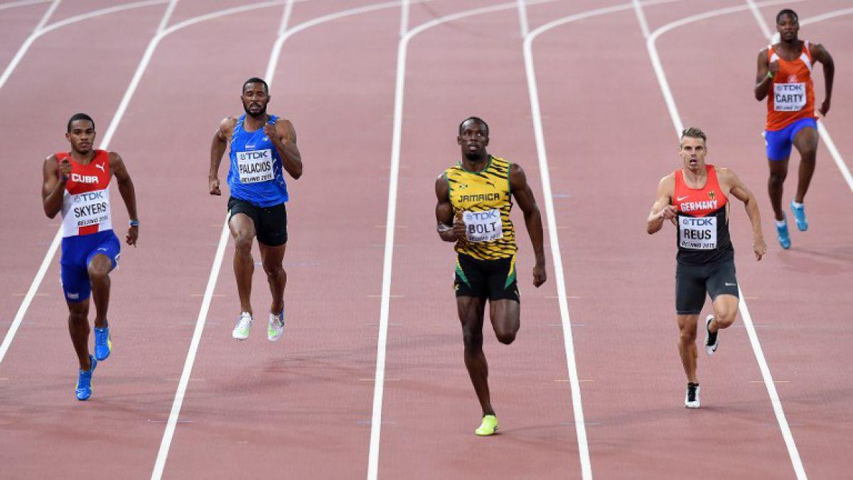 Bolt intratable: Gana semifinal en 200 metros y apunta a desafío con Gatlin