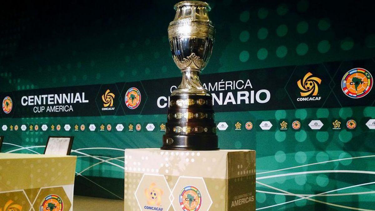 Federación de Estados Unidos ratifica realización de la Copa América Centenario