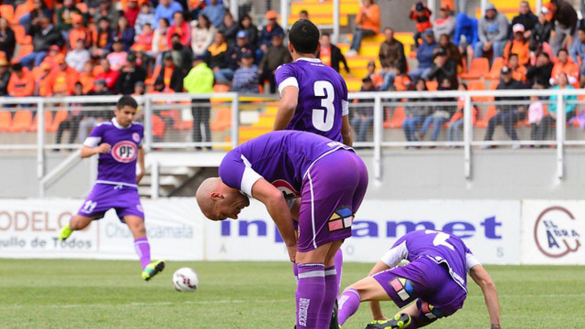 Plantel de Deportes Concepción no entrena por deuda en sus remuneraciones