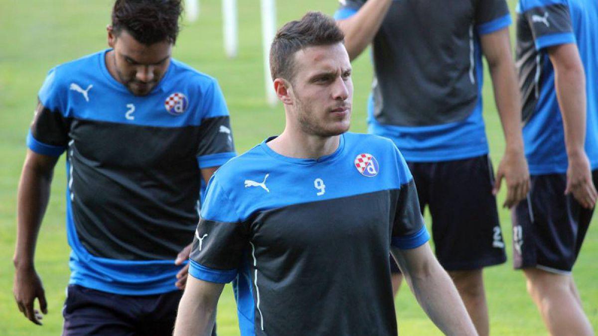 [VIDEO] El gol de Henríquez en la clasificación de Dinamo Zagreb a los cuartos de la Copa de Croacia