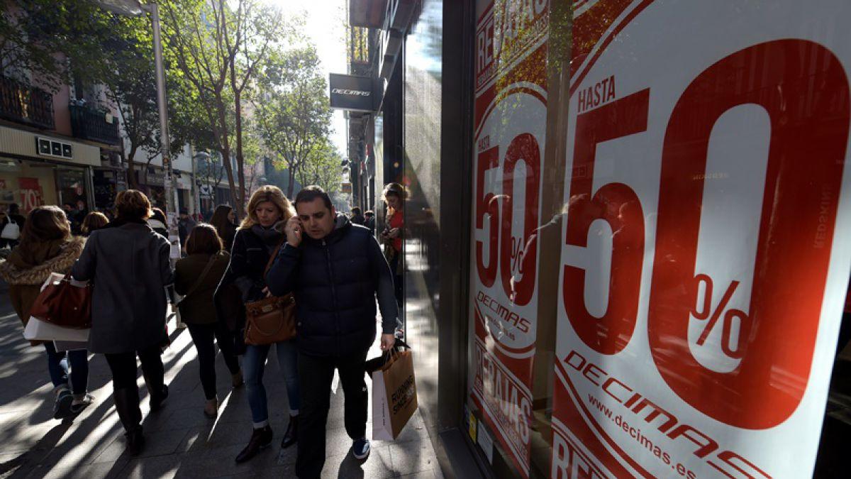 Consumo hace crecer a la economía española como antes de la crisis