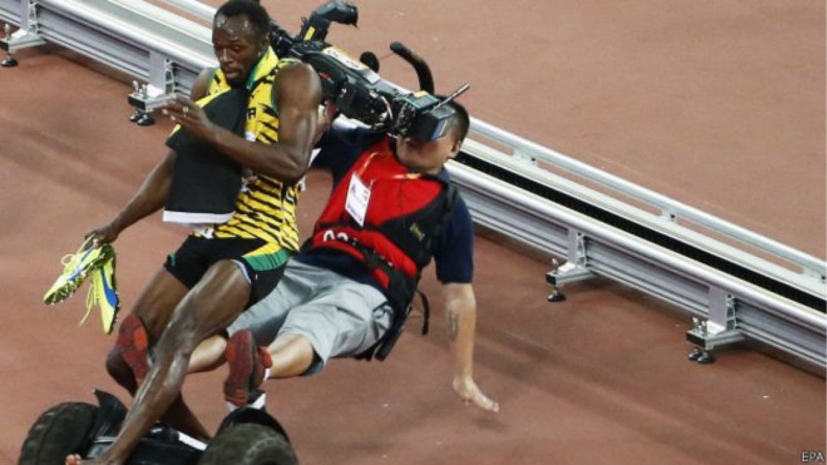 Usaín Bolt