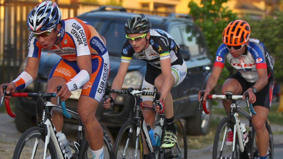 Ciclista chileno Rodríguez no pudo mantener el liderato en Tour LAvenir