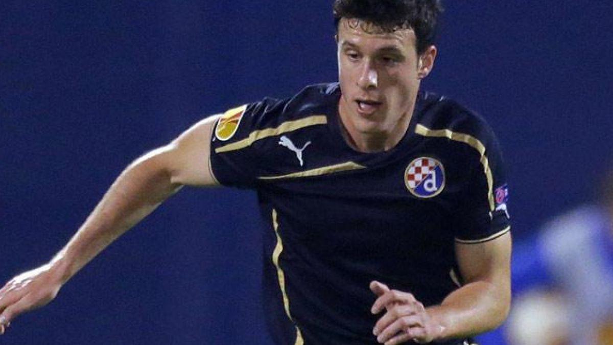 Ángelo Henríquez falla penal al último minuto en clásico de Croacia