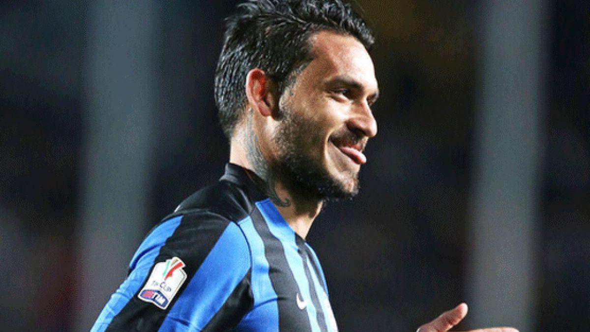 [VIDEO] Mauricio Pinilla se roba los aplausos en Italia con nuevo gol de chilena