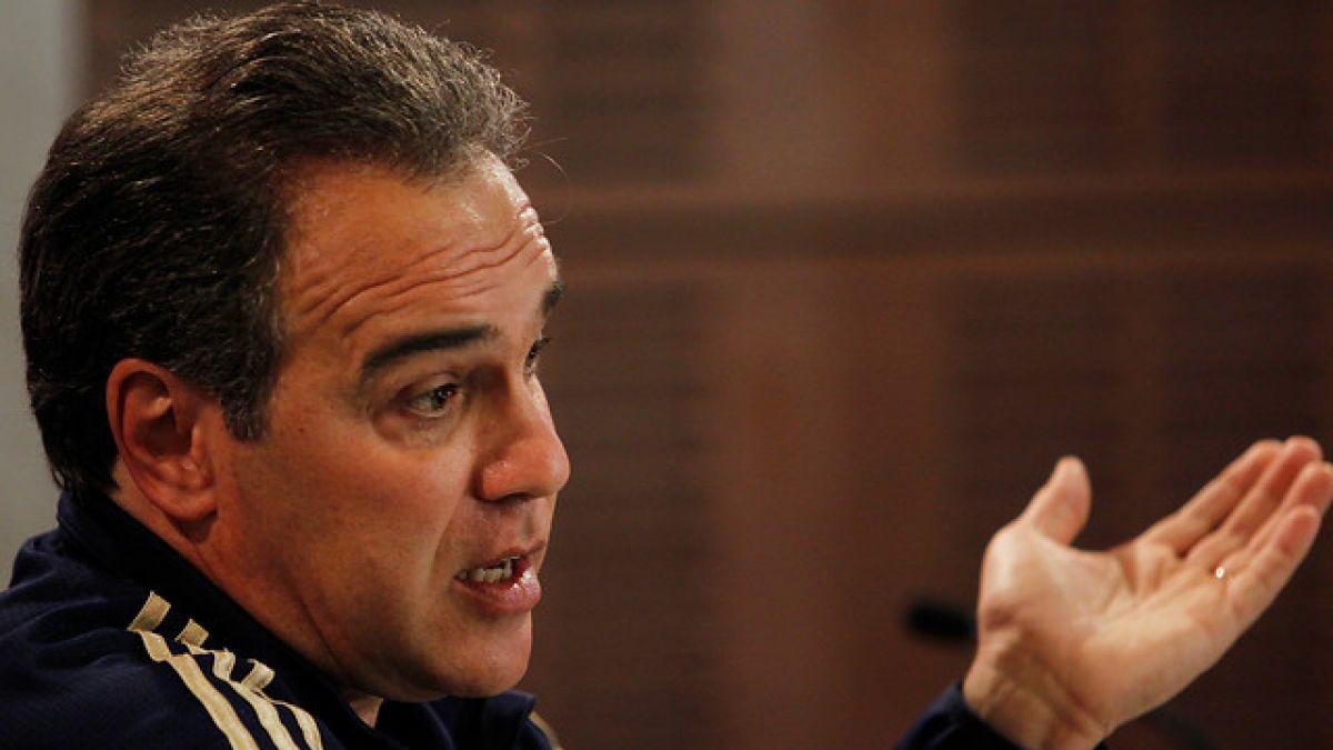 DT Martín Lasarte y el momento de la U: Estamos atascados
