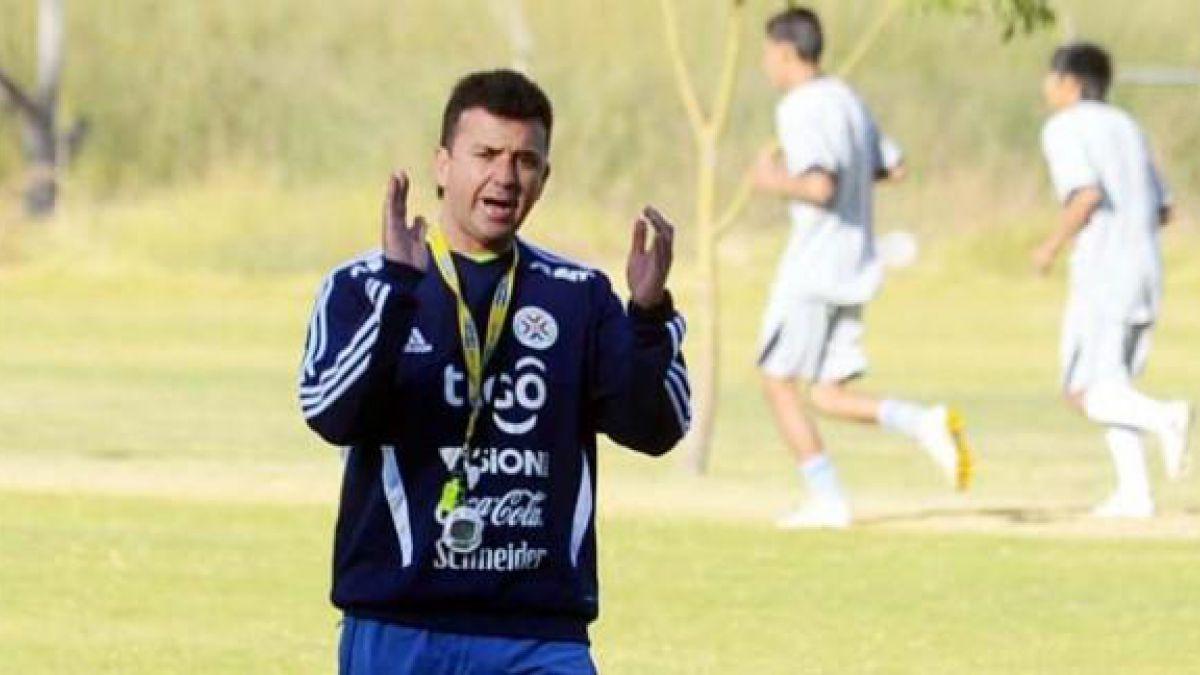 Julio César Baldivieso es el nuevo técnico de la Selección de Bolivia