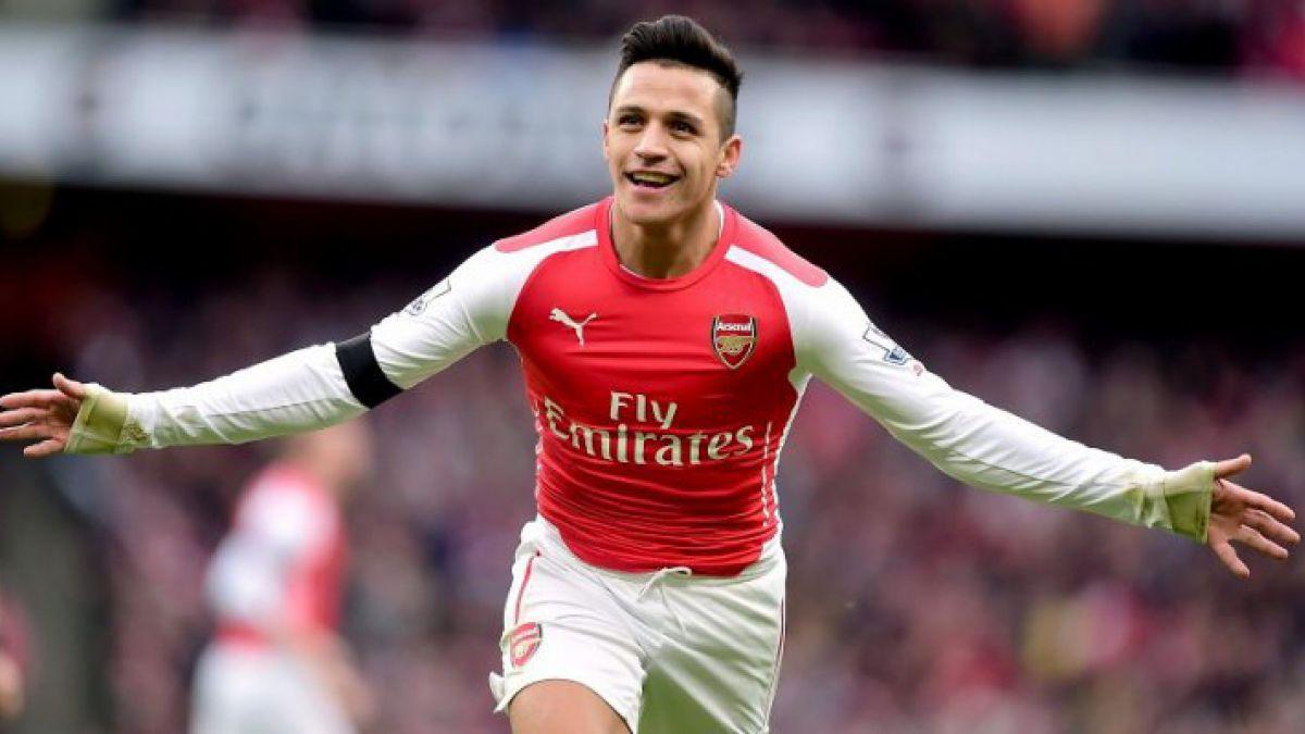 Alexis Sánchez da apoyo a compañero de Arsenal operado de la rodilla