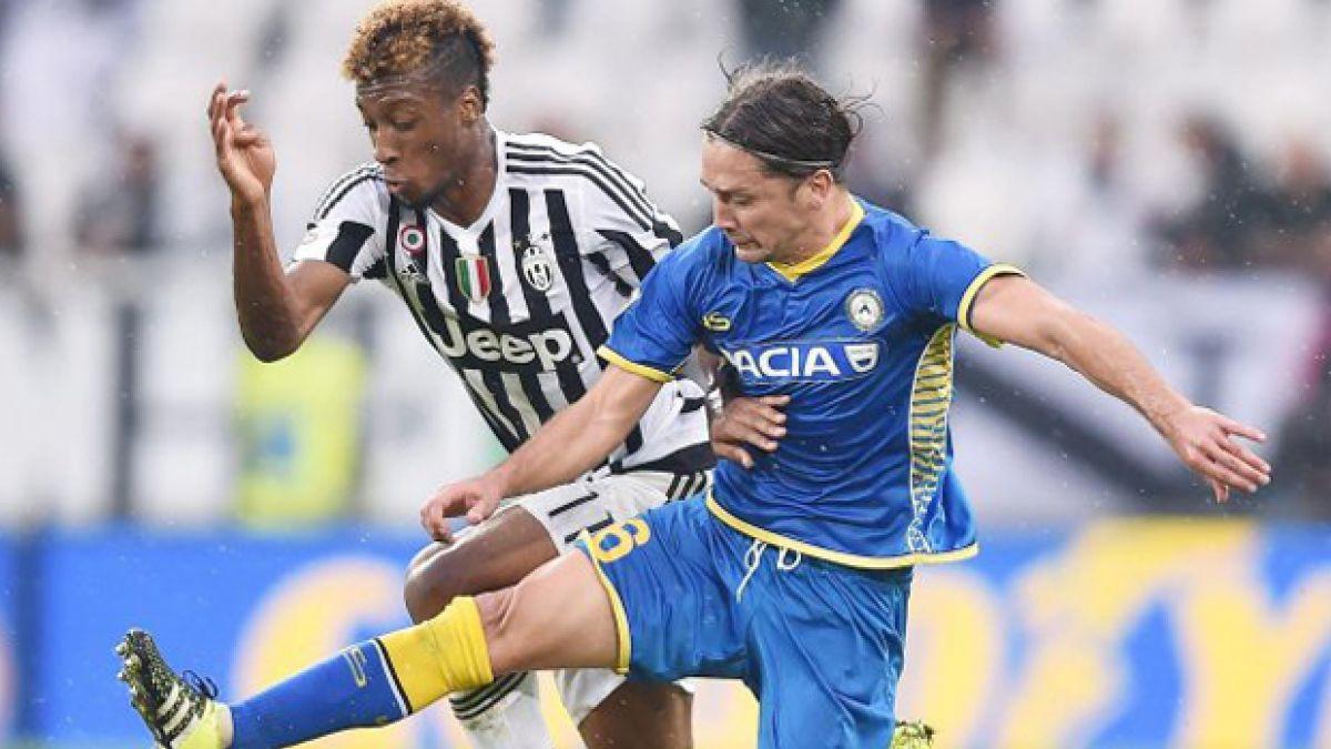 Udinese con Iturra es goleado por Juventus y Pulgar empata con Bologna