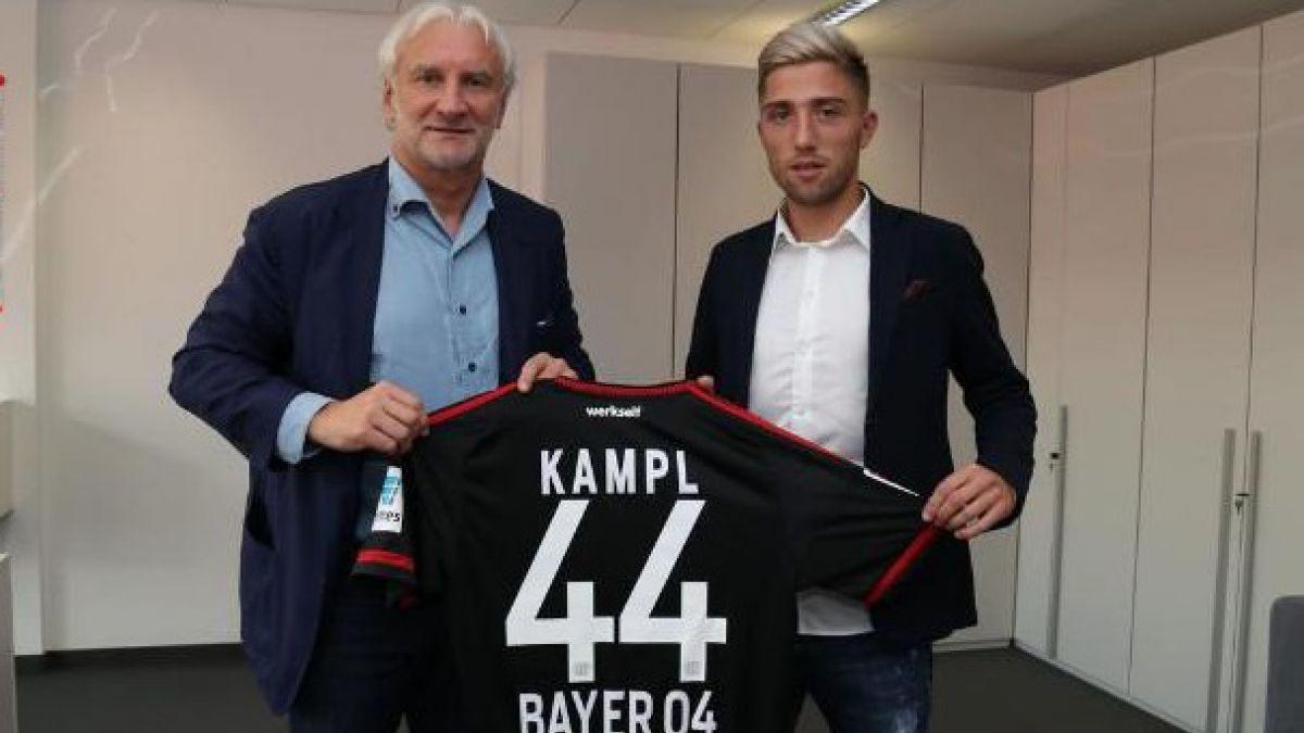 Leverkusen de Charles Aránguiz se refuerza con volante del Borussia