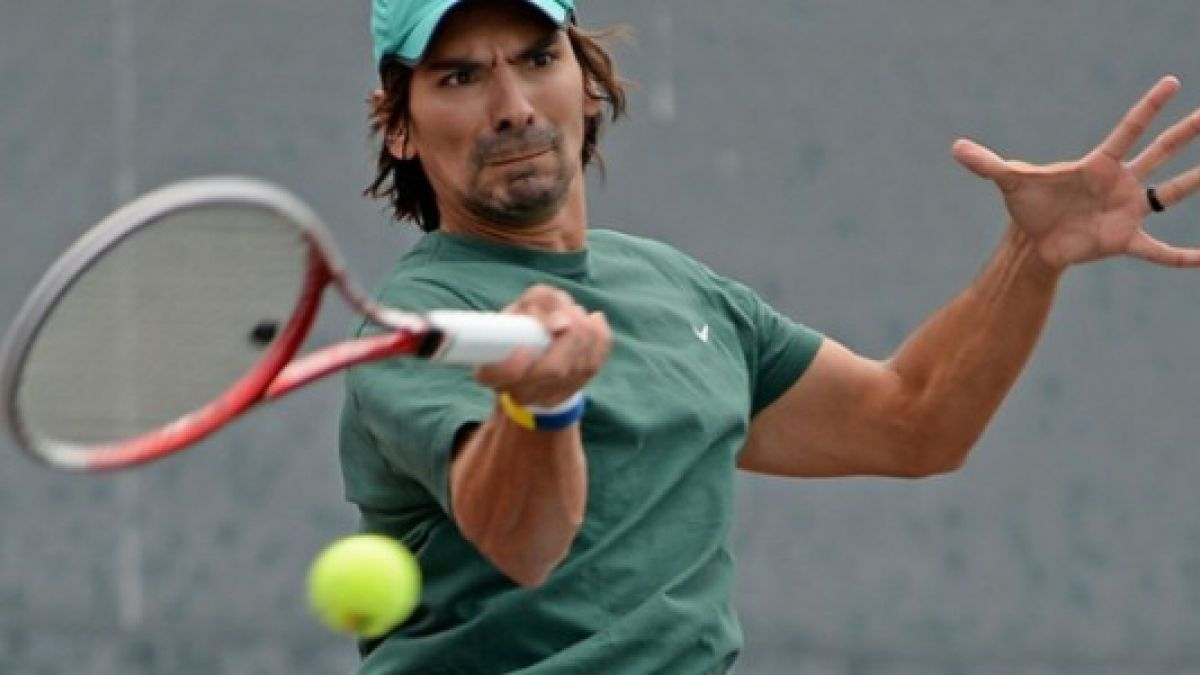 Julio Peralta disputará el US Open en dobles y rompe sequía de Grand Slam