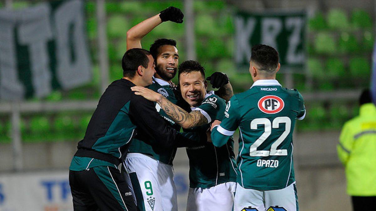 Santiago Wanderers corta mala racha y vence a Huachipato en Valparaíso