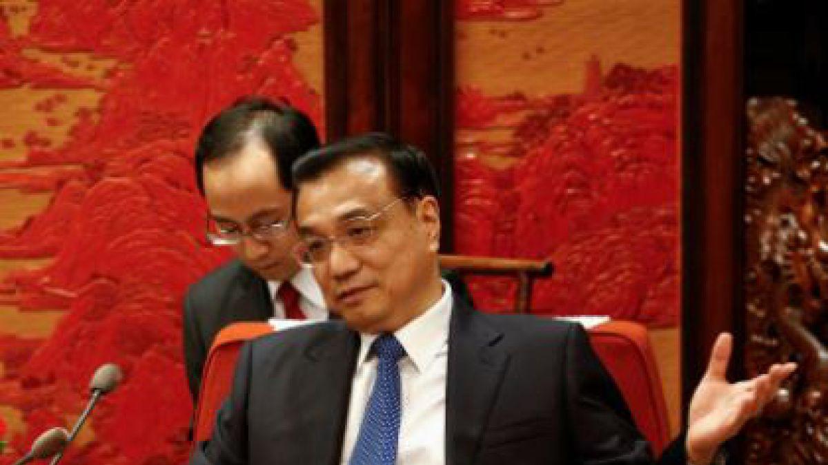 Primer ministro de China: Seguimos en la cabeza del crecimiento mundial