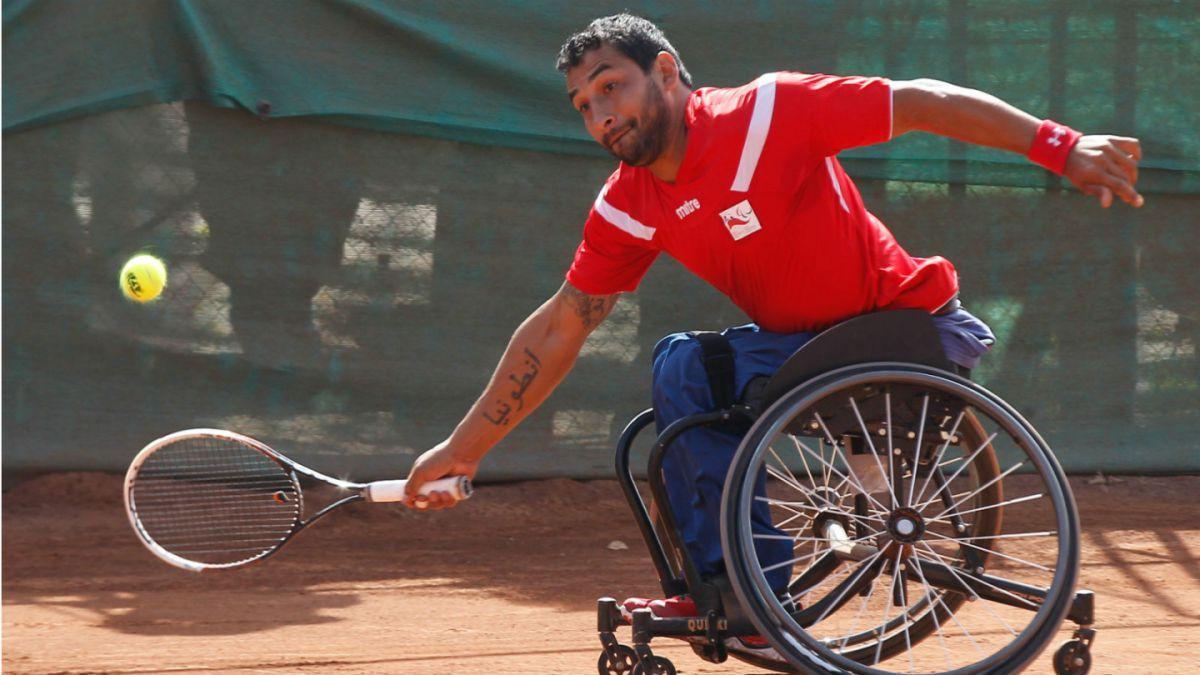 Tenis en silla de ruedas: Robinson Méndez disputará la final del Open de Rusia
