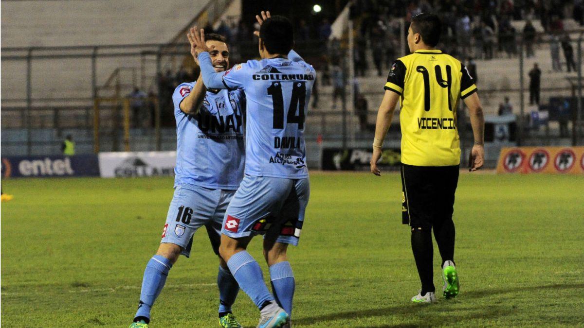 Iquique obtiene primera victoria en el Apertura y sale del fondo de la tabla