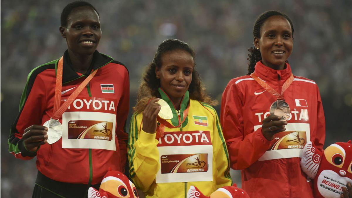 Dominio africano: Los resultados de la última jornada del Mundial de Atletismo Beijing 2015