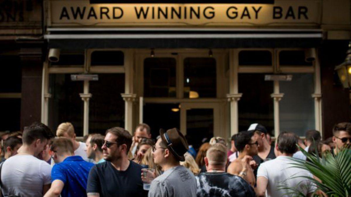 Lugares gay santiago de chile