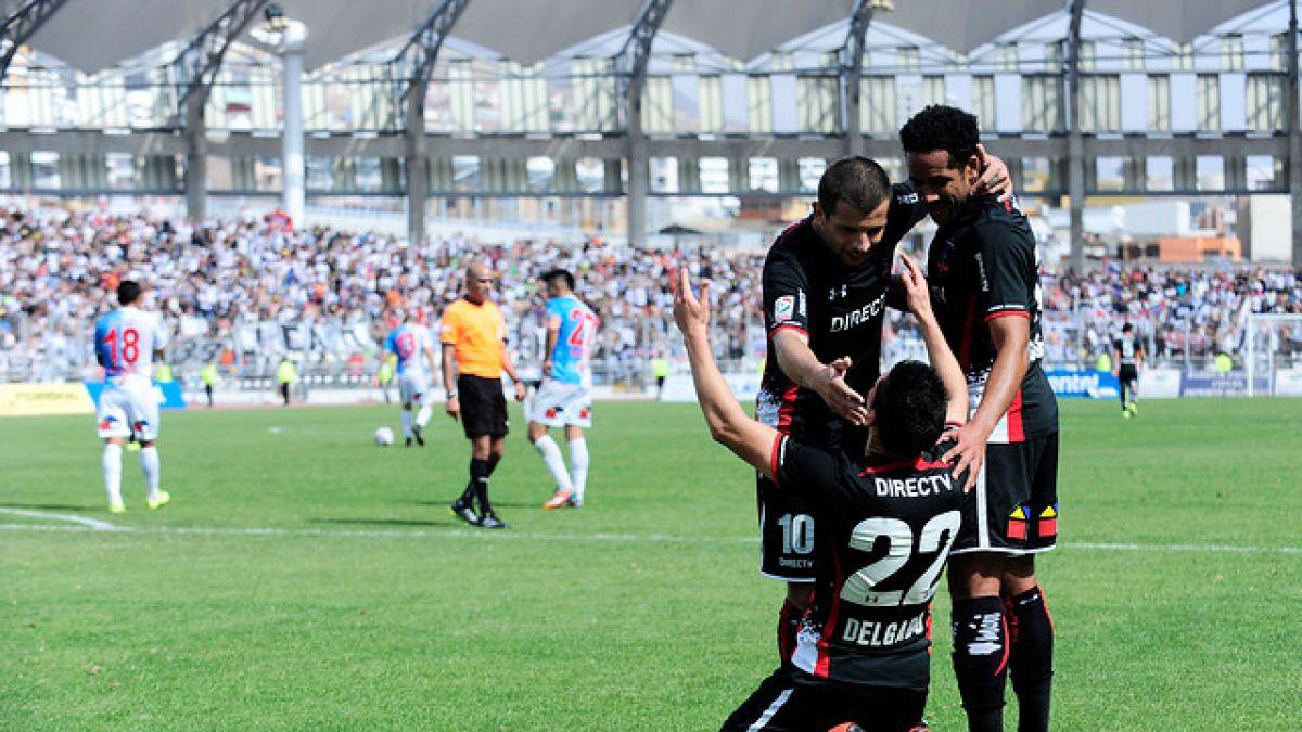 Colo Colo logra valioso triunfo en el norte y es líder exclusivo del torneo