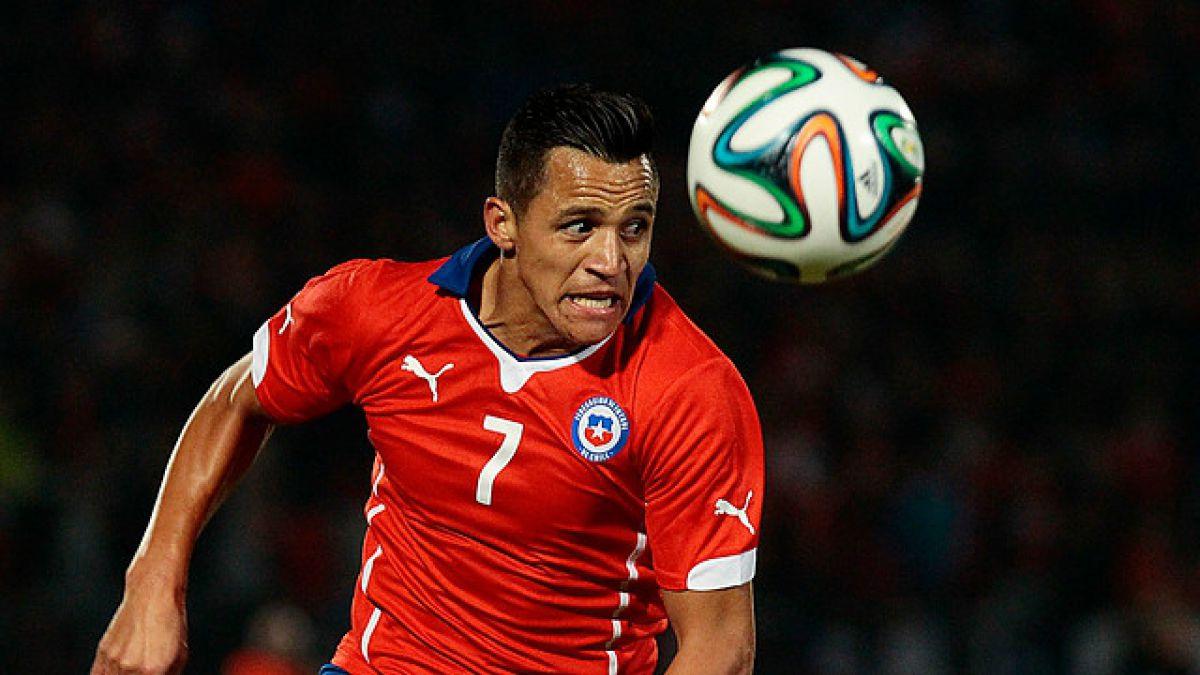 Arsenal FC destaca amistoso de Alexis con la Selección chilena ante Paraguay