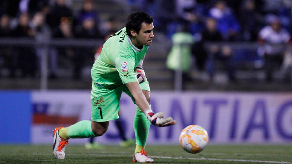 """Cristopher Toselli fue citado en la """"Roja"""" para amistoso con Paraguay"""